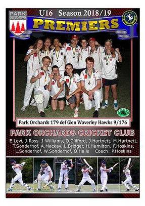 Park Orchards U16 Premiers in border-021