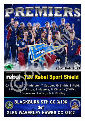 BHRDCA Rebel Sport Shield A2 PREMIER POS