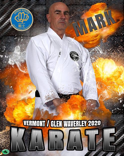 Karate Member Hero Shot