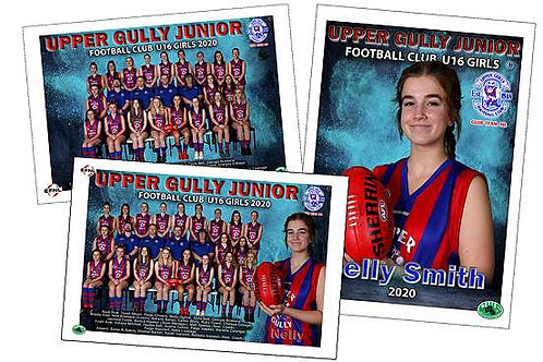 Upper Gully Football Club Best Buy – All 3 Photos