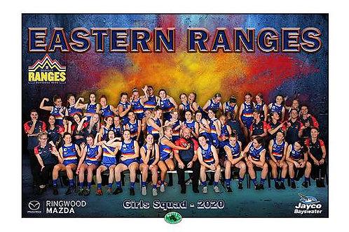 Eastern Ranges Team Fun Shot