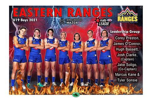 Eastern Ranges Leadership Football Club Team Photo