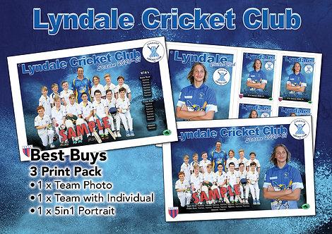 Lyndale Cricket Best Buy – All 3 Photos