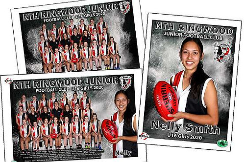 North Ringwood Football Club Best Buy – All 3 Photos