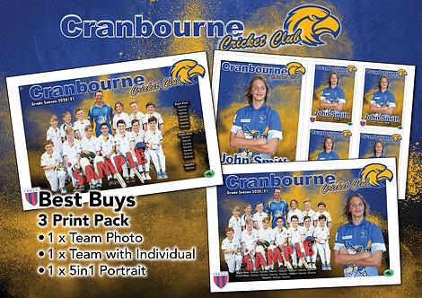 Cranbourne Cricket Best Buy – All 3 Photos