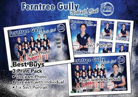 Ferntree Gully Netball Best Buy – All 3 Photos