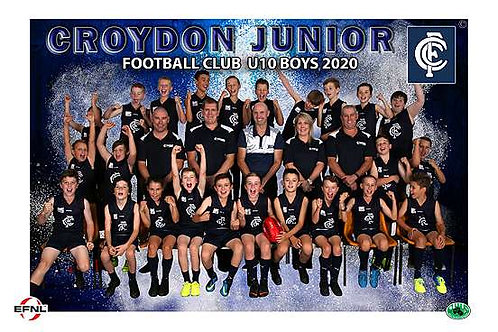 Croydon Team Fun Shot