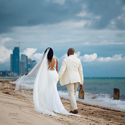 Wedding at The Ritz Carlton