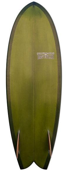 Retro Surfboard