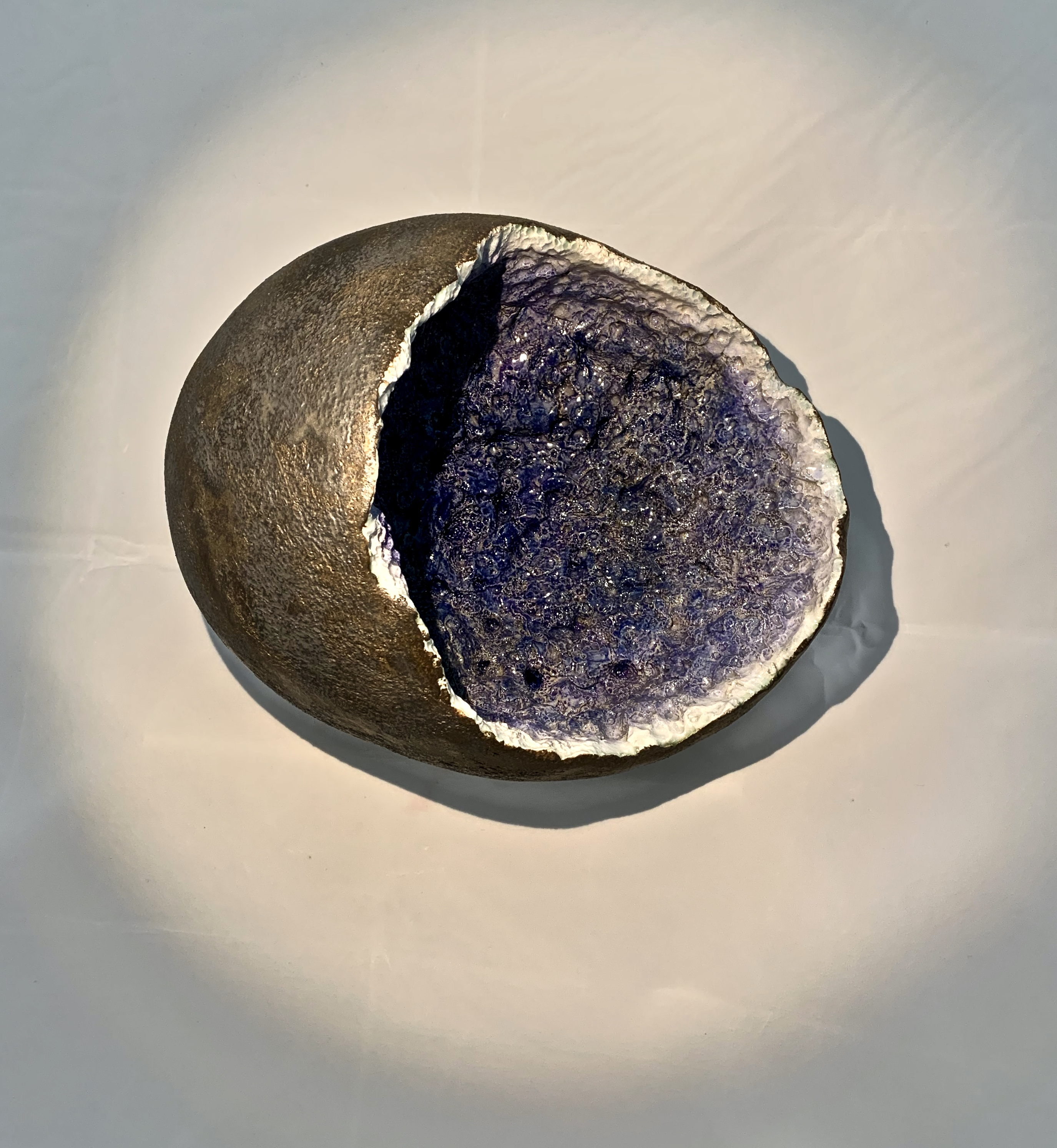 Large hollow Geode