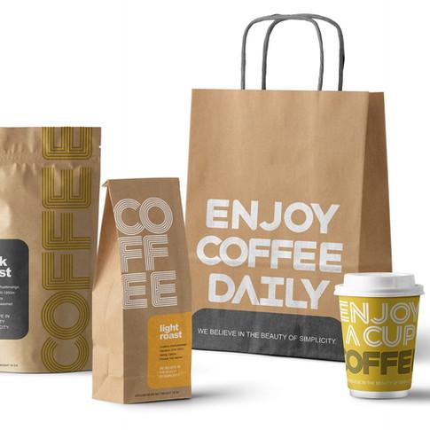 Enjoy Coffee   Roasted Coffee Bean Company