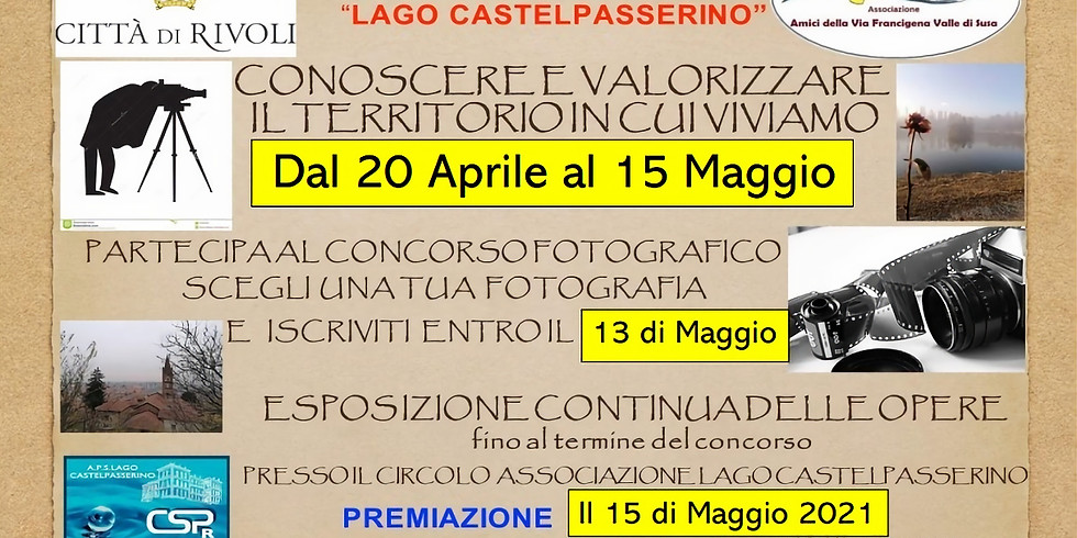 Concorso Fotografico Oasi Castelpasserino - Rivoli (1)