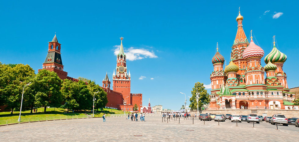 Traslados en Moscu y taxi en San Petersburgo