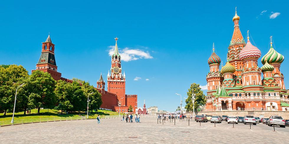Exkursion: Botschaft der Russischen Föderation