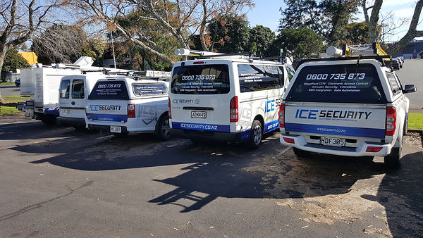 ICE Security, Security Services