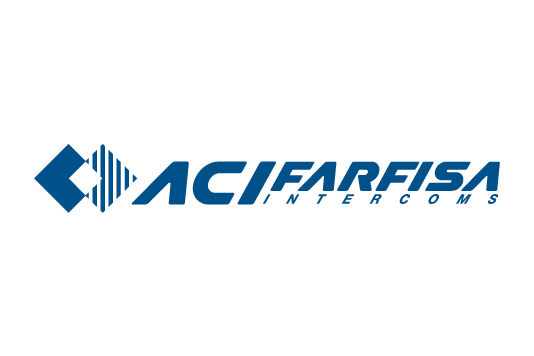 ACI FARFISA INTERCOMS (RGB)