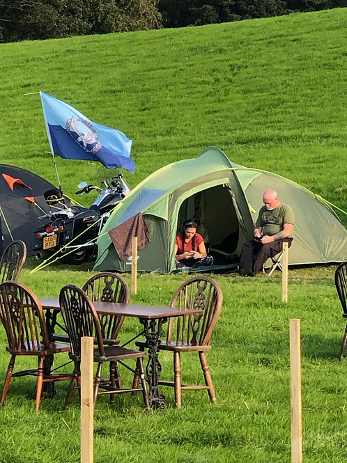 Tent Booking