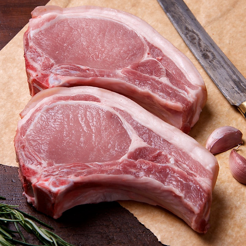 Rare Breed Berkshire 440g Pork Chop