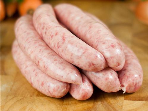 Rare Breed Berkshire 6 Pork Sausages