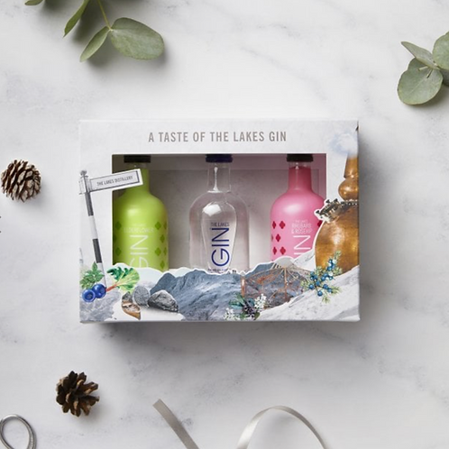 Christmas Gin Pack