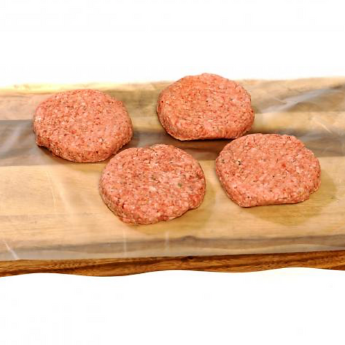 Howgill Fell Sheep Burger Pack of 4