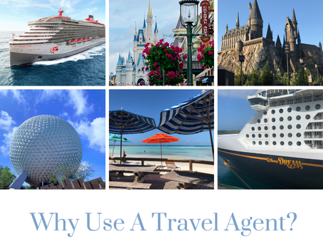 The Top 8 Reasons To Use A Travel Agent
