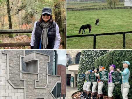 Birthday Week at Fox Cottage - Part Two: Things To Do In The Lexington, KY Area