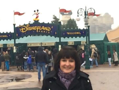 Exploring the MAGIC at Disneyland Paris