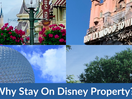 Why Stay Onsite At Walt Disney World?