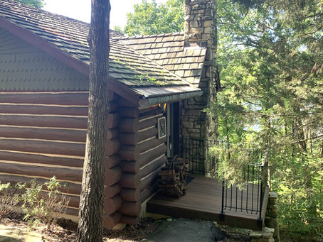 Social Distancing at Big Cedar Lodge - Part One: One-Room Cabin