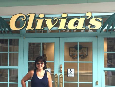 Olivia's Restaurant at Disney's Old Key West Resort