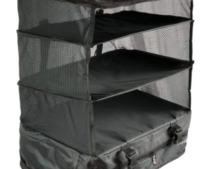 The Stow-N-Go Organizer Is A Must Have Luggage Accessory
