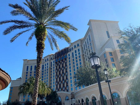 Gran Destino Tower at Disney's Coronado Springs Resort
