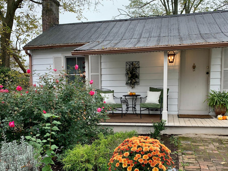 Birthday Week at Fox Cottage in Lexington, Kentucky - Part One