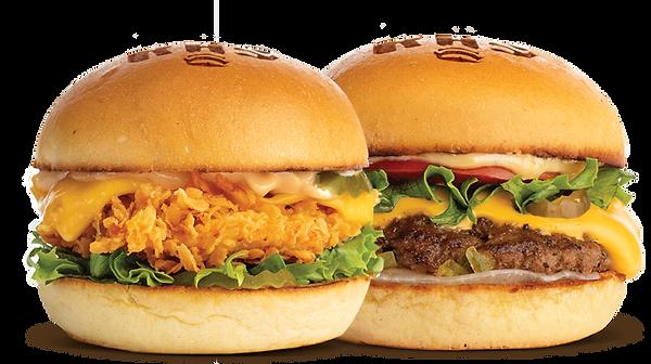 Chicken Slider Beef Slider Hamburger sliders
