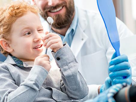 My Son is in Dental School?