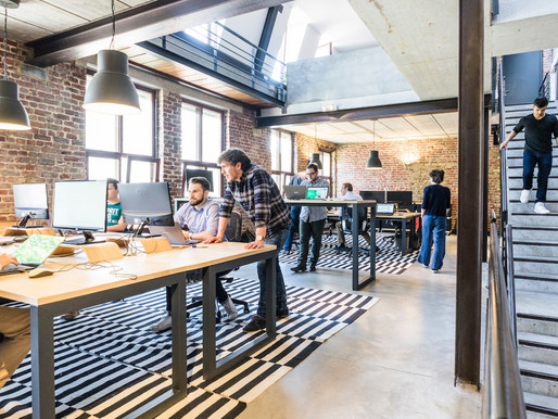 #5 Reasons Why the Co-Working Trend is Here to Stay