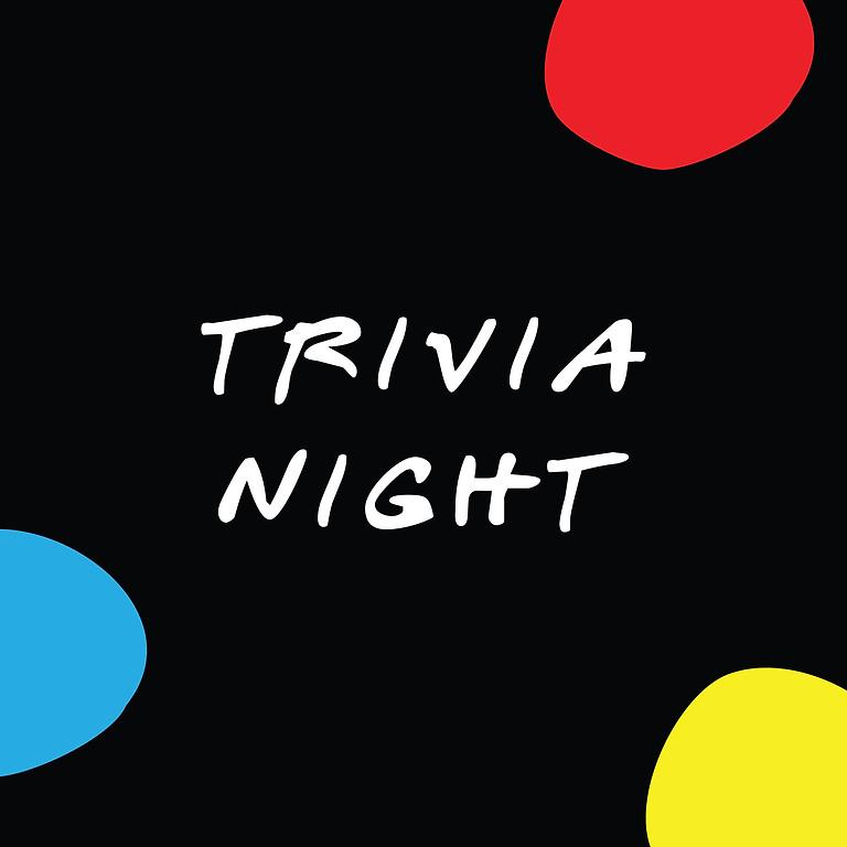 Trivia Night - Friends Theme