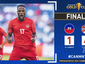 Le Canada passe au quart de finale