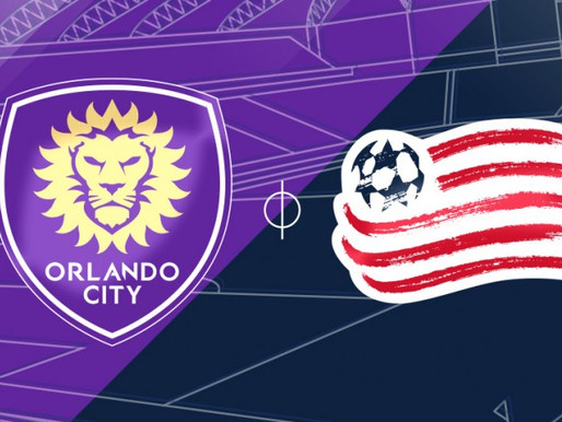 Orlando City vs New England Revs