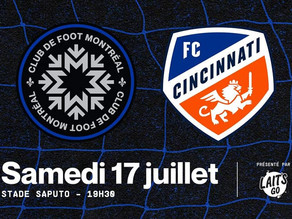LE CFMTL reprend l'action au Stade Saputo