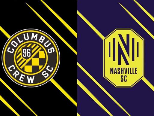 Crew vs Nashville