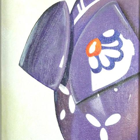 La Mignonette violette - 2015