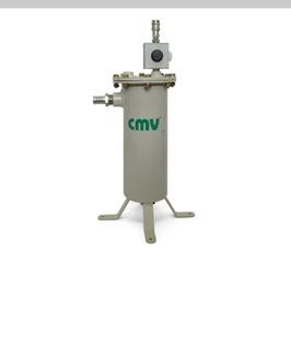 filtro de ar para jateamento da cmv