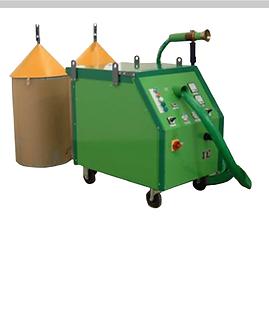 maquina metalização