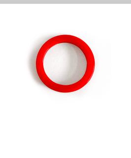 anel de vedação e válvula pop-up para jateamenot