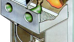 Como funciona o jateamento abrasivo