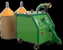 máquina para metalização