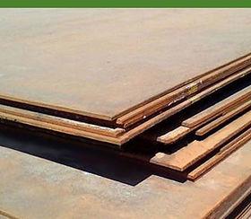 venda e customização de chapa de aço manganês
