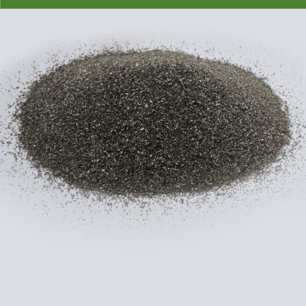 óxido de alumínio jateamento